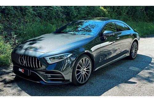 Mercedes CLS Active Sound Nachrüstung