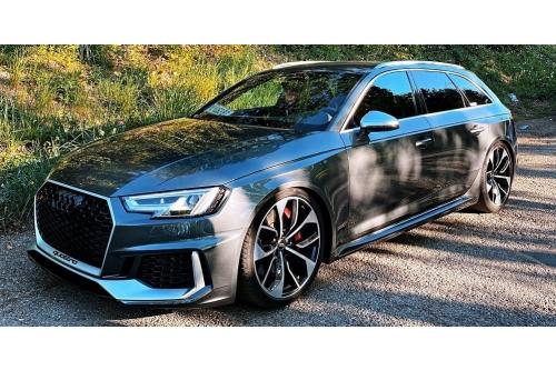 Audi RS4 B9 Milltek Abgasanlage